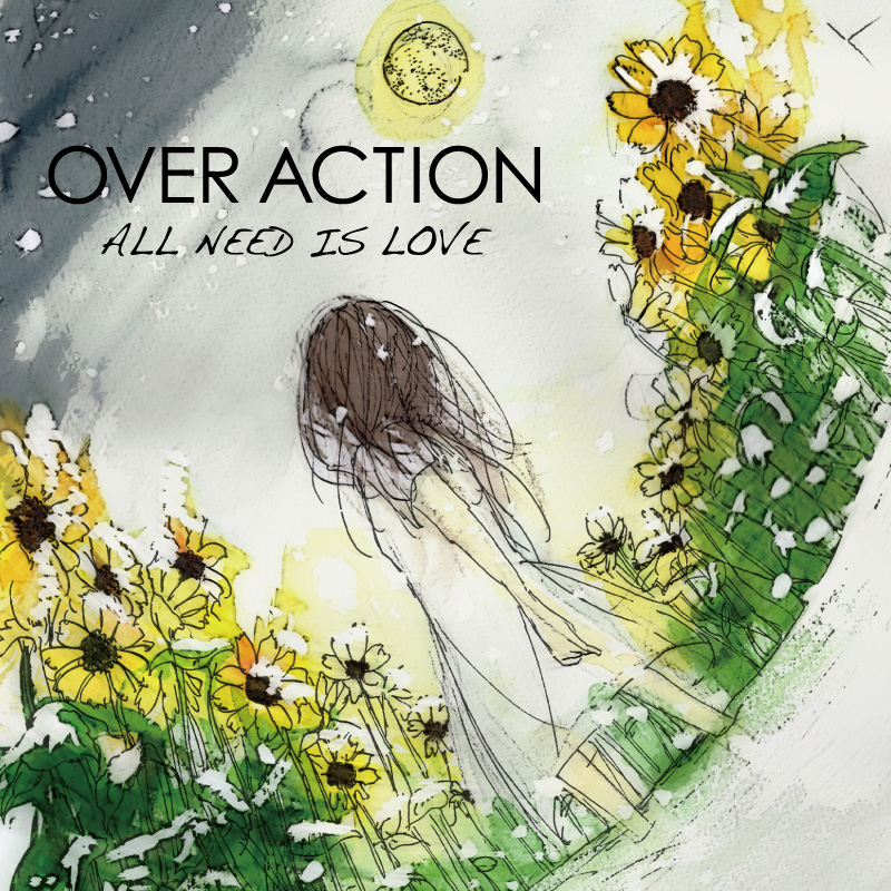 over action all need is love