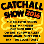 CATCH ALL SHOW 2016