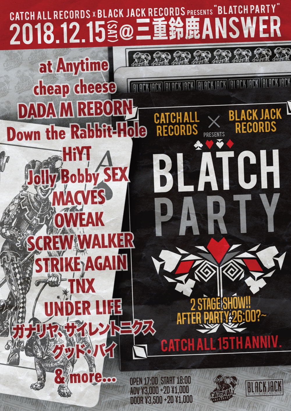 BLATCH PARTY