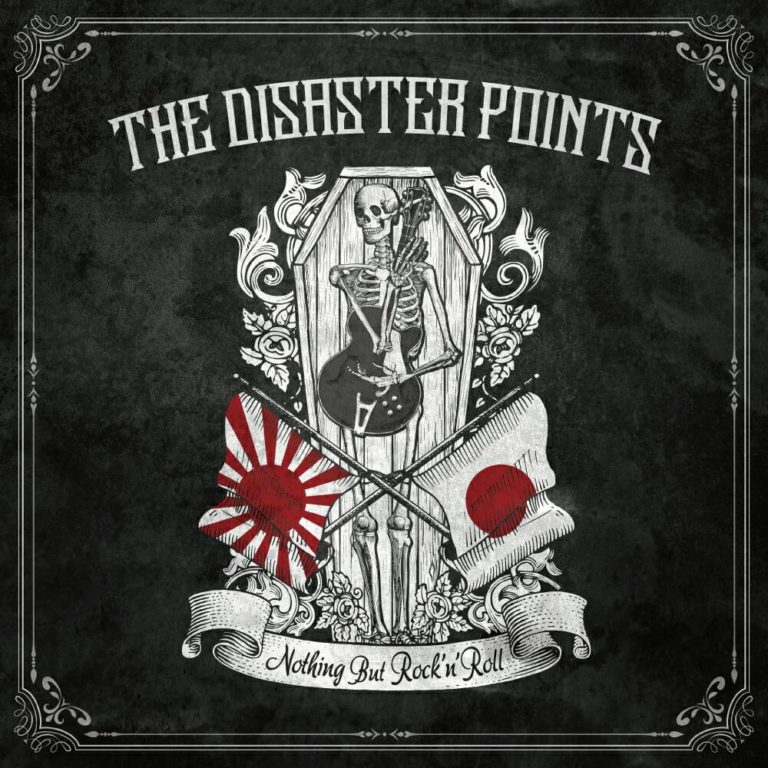 THE DISASTER POINTS / 4th Singleリリース決定