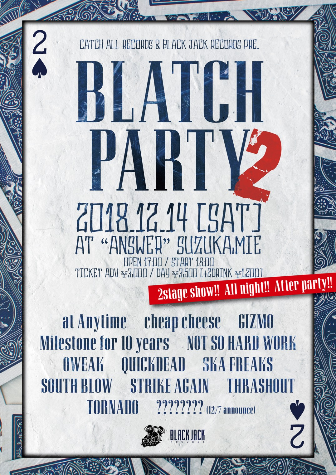 BLATCH PARTY 2