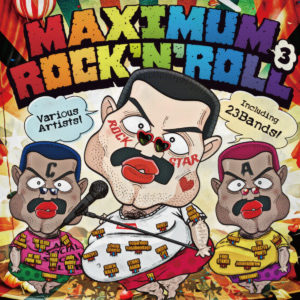 V.A. / MAXIMUM ROCK'N'ROLL 3
